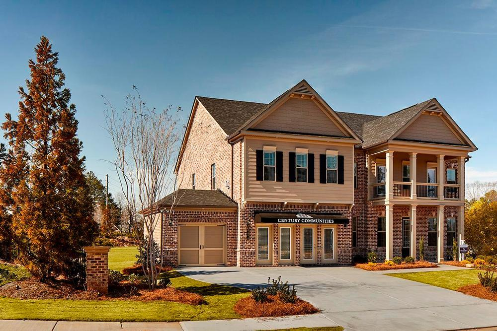 Single Family for Active at Oakhurst 4821 Point Rock Dr Buford, Georgia 30519 United States