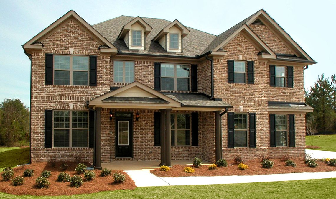 Dodson woods new homes in fairburn ga by century for New modern homes in atlanta ga