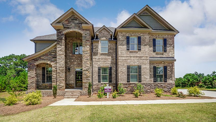 Covington new homes topix for House builders in ga