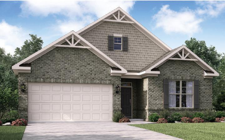 Single Family for Active at Victoria Heights - Jasmine 10 Victoria Heights Lane Dallas, Georgia 30132 United States