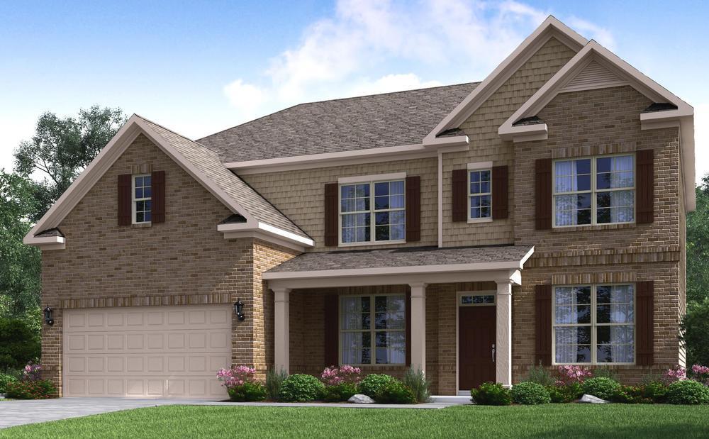 Singola Famiglia per Vendita alle ore Biltmore 119 Carmichael Dr Canton, Georgia 30115 United States