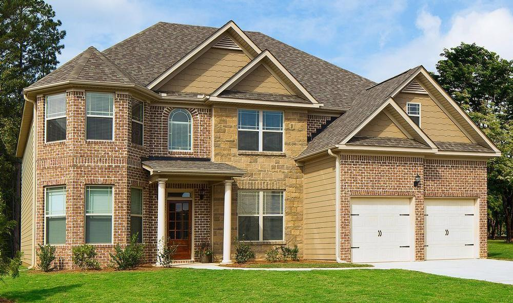 Westminster new homes in covington ga by century for Home designers in atlanta ga