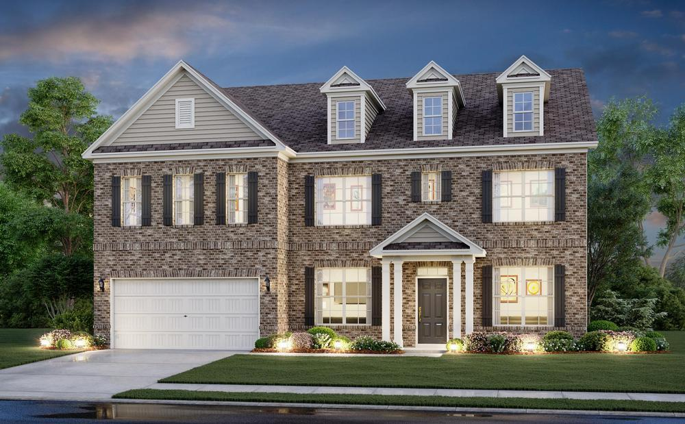 Real Estate at 11 Hickory Pointe Drive, Acworth in Cobb County, GA 30101