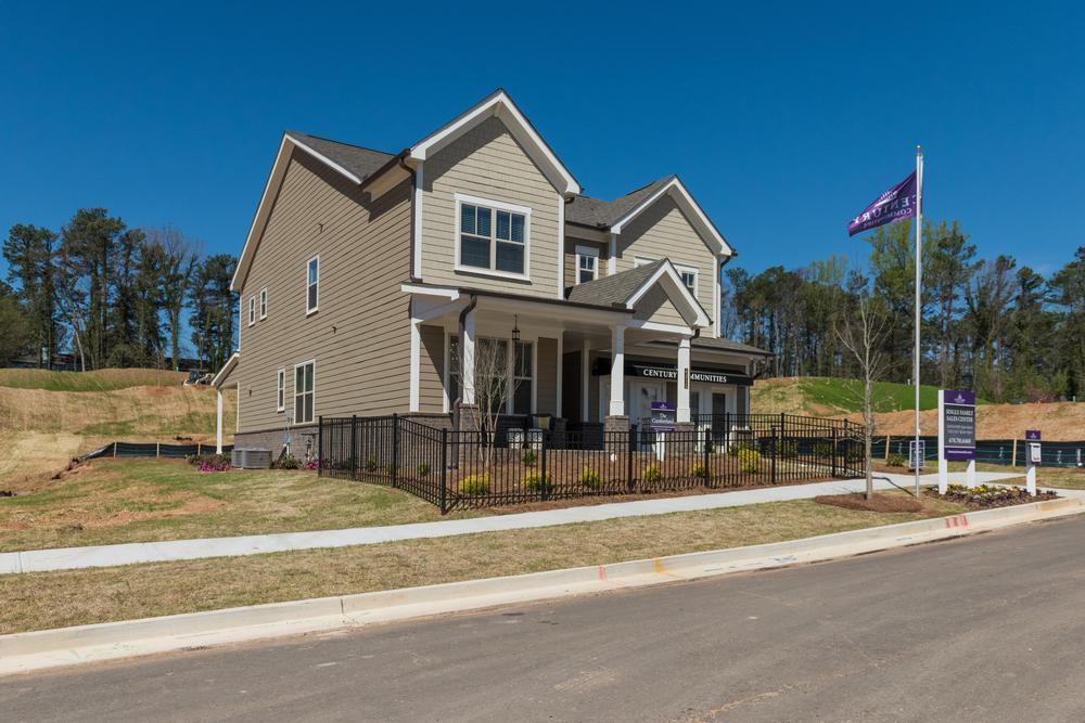 Famille unique pour l Vente à Cumberland 2450 Soft Maple St Doraville, Georgia 30360 United States