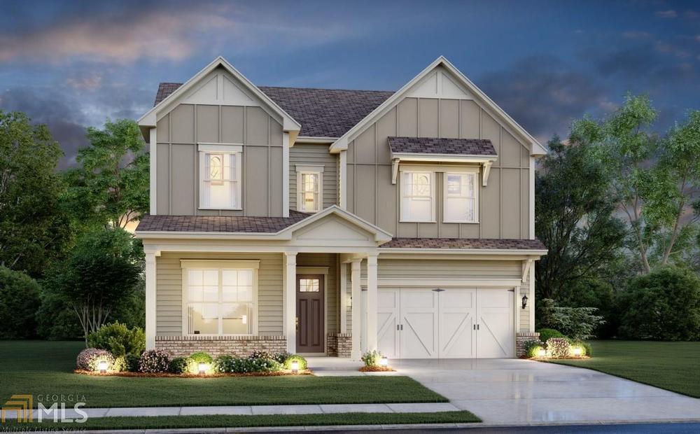 単一家族 のために 売買 アット Cumberland 2415 Soft Maple St Doraville, Georgia 30360 United States