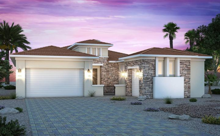 Single Family for Sale at Monte Lucca At Lake Las Vegas - Monte Lucca 2549 7 Porto Malaga St. Henderson, Nevada 89011 United States