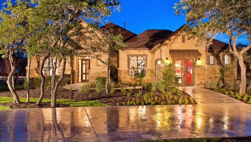 Single Family for Sale at Crystal Falls 3 Car Side 209 Oak Valley Court Georgetown, Texas 78633 United States