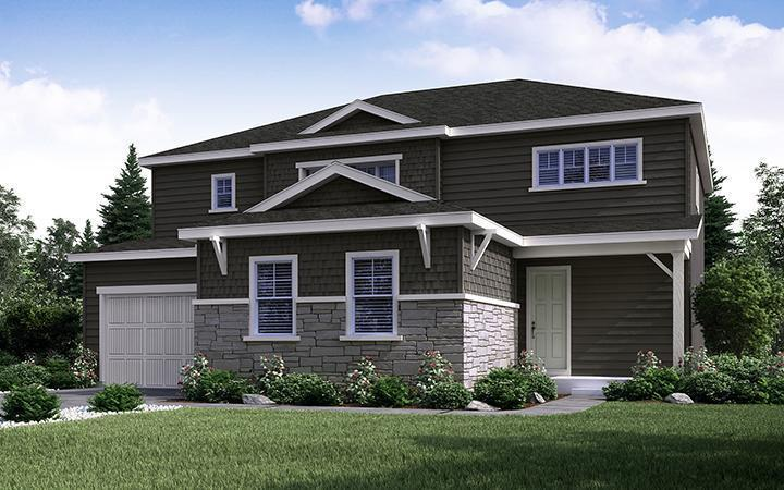 Century communities utah belmont estates cambridge for Modern homes utah for sale
