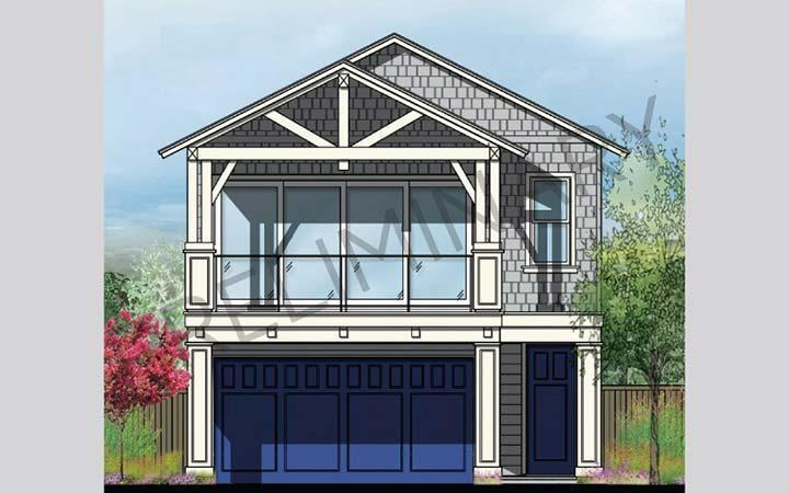 Single Family for Sale at Cordelia - The Turquoise 1942 Park Avenue Monterey, California 93940 United States