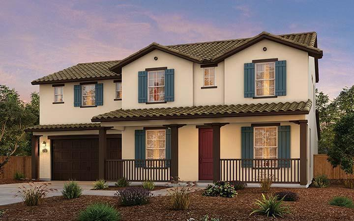 Single Family for Sale at Village At Santa Ana - The Scarlet 219 Cielo Court Hollister, California 95023 United States