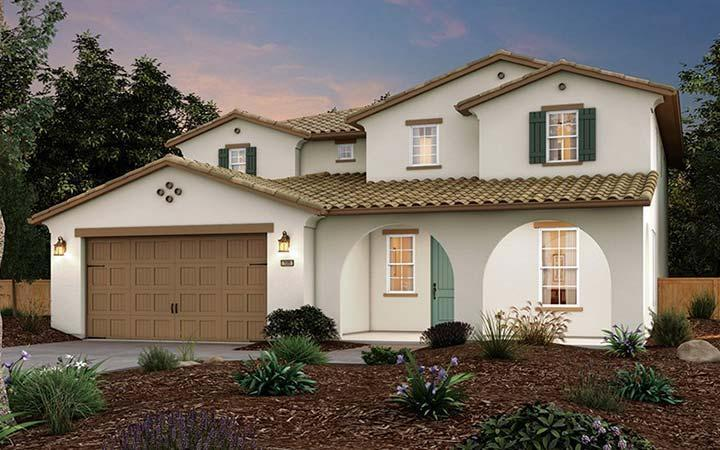 Single Family for Sale at Village At Santa Ana - The Sienna 219 Cielo Court Hollister, California 95023 United States