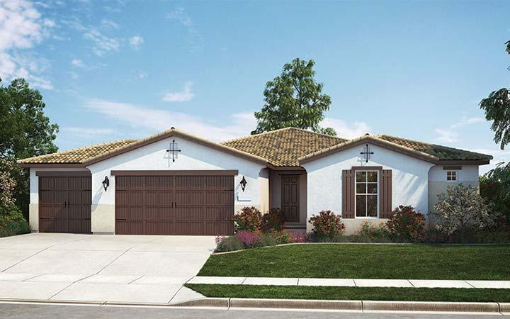Multi Family per Vendita alle ore Diamond Crest - Winston 3245 Lexington Ave. Clovis, California 93619 United States