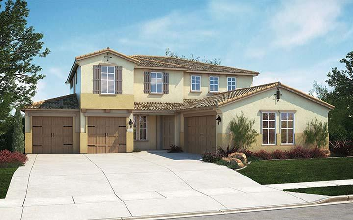 Multi-familial pour l Vente à Diamond Crest - Aurora 3245 Lexington Ave. Clovis, California 93619 United States