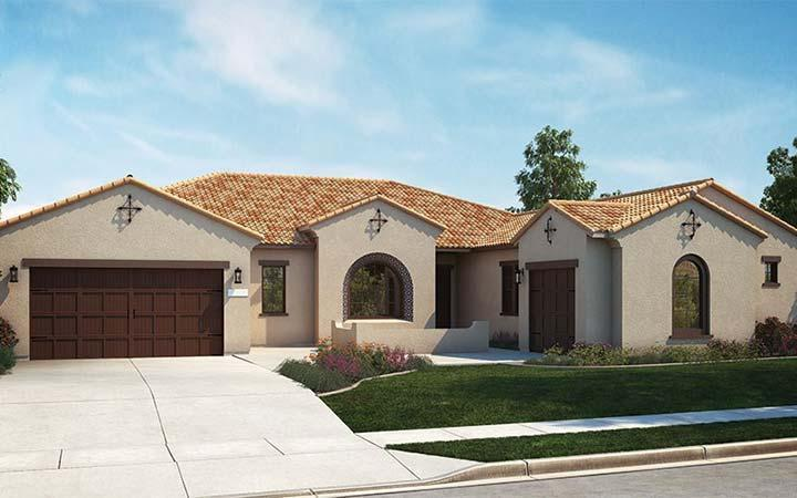 Multi Family per Vendita alle ore Diamond Crest - Centenary 3245 Lexington Ave. Clovis, California 93619 United States