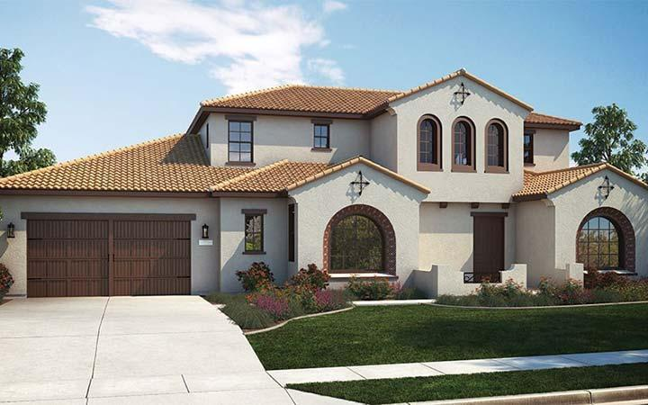 Multi Family per Vendita alle ore Diamond Crest - Cullinan 3245 Lexington Ave. Clovis, California 93619 United States