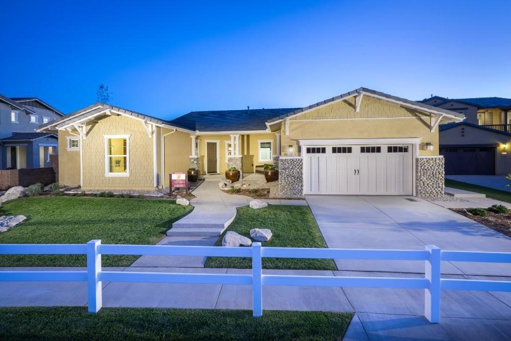 New Homes In Rancho Etiwanda Estates