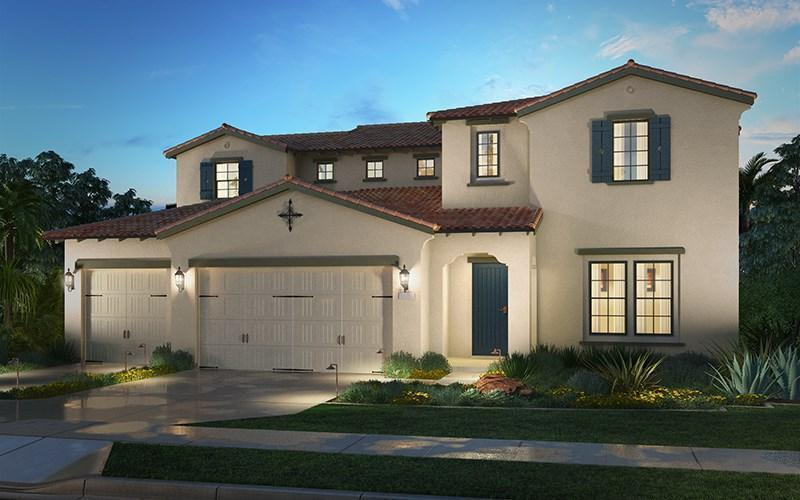 Single Family for Sale at Phoenix Crest - Starling 12321 Alamo Drive Rancho Cucamonga, California 91739 United States