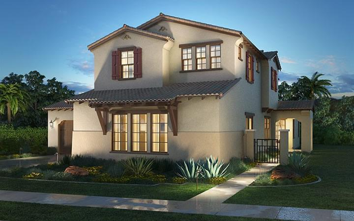 Single Family for Sale at Phoenix Crest - Bluebird 12341 Alamo Drive Rancho Cucamonga, California 91739 United States