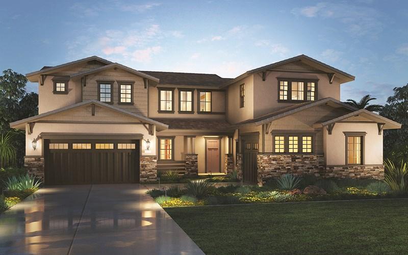 Single Family for Sale at Phoenix Crest - Cardinal 12341 Alamo Drive Rancho Cucamonga, California 91739 United States