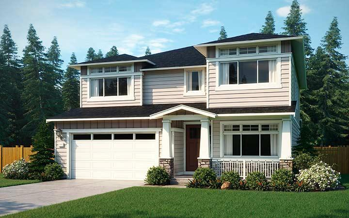 Single Family for Sale at Symphony Ridge - The Juniper 23590 Se 46th Place Sammamish, Washington 98075 United States