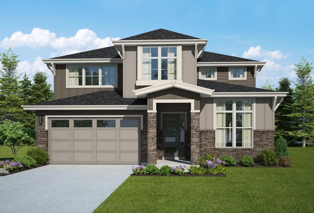 Additional photo for property listing at Residence 548 20053 10th Ave Nw Shoreline, Washington 98177 United States