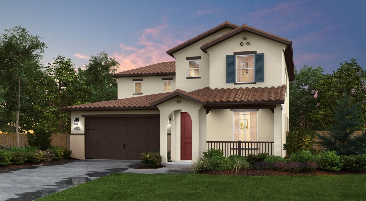 Single Family for Sale at Tierra At Monte Bella - Juniper 1210 Campania Way Salinas, California 93905 United States