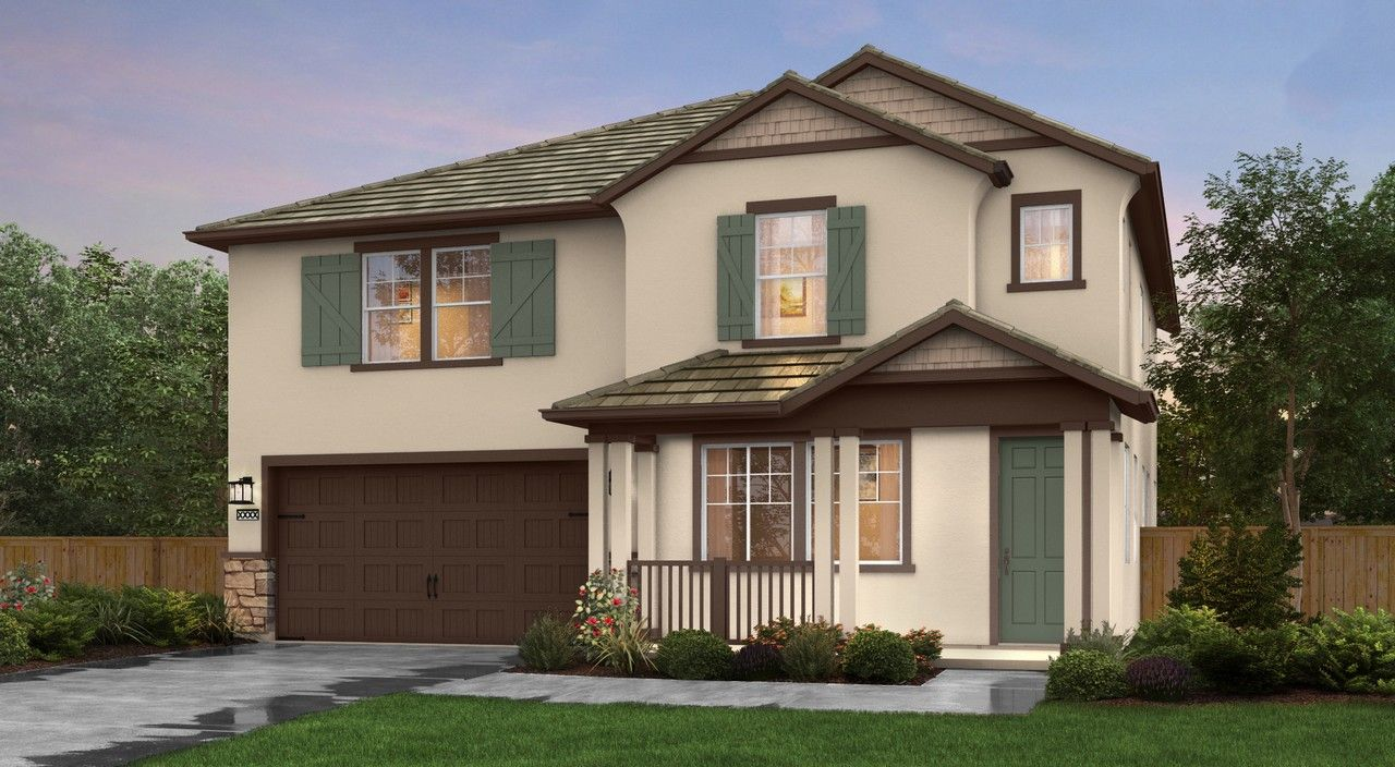 Single Family for Sale at Tierra At Monte Bella - Oleander 1210 Campania Way Salinas, California 93905 United States