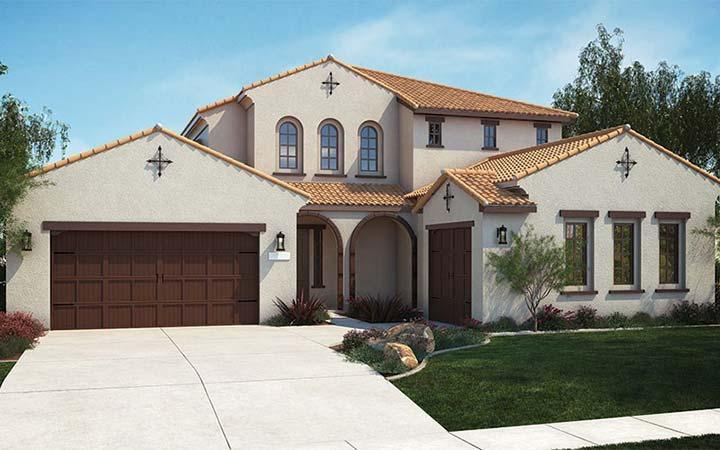 Multifamiliar por un Venta en Diamond Crest - Orloff - Homesite 17 3245 Lexington Ave. Clovis, California 93619 United States