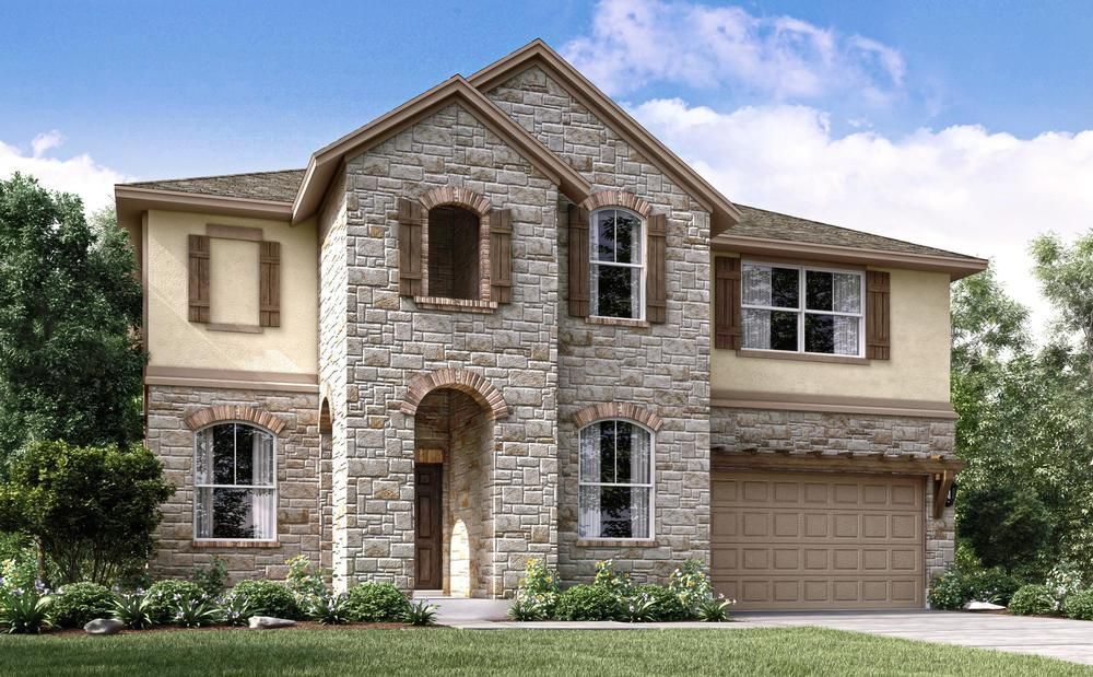 Single Family for Active at Anderson 302 Borgo Allegri Cove Georgetown, Texas 78626 United States
