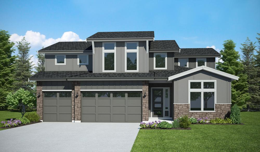 Single Family for Sale at Leawood Heights - The Landon - 580 190th Place Sw & 36th Ave W Lynnwood, Washington 98036 United States