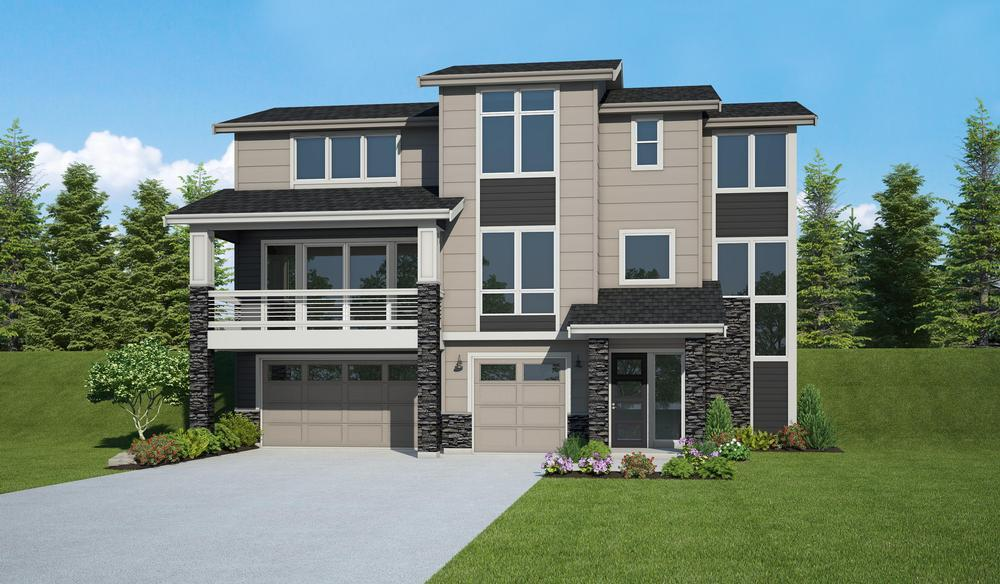 Single Family for Sale at Leawood Heights - The Cheshire - 522 19022 36th Ave W Lynnwood, Washington 98036 United States