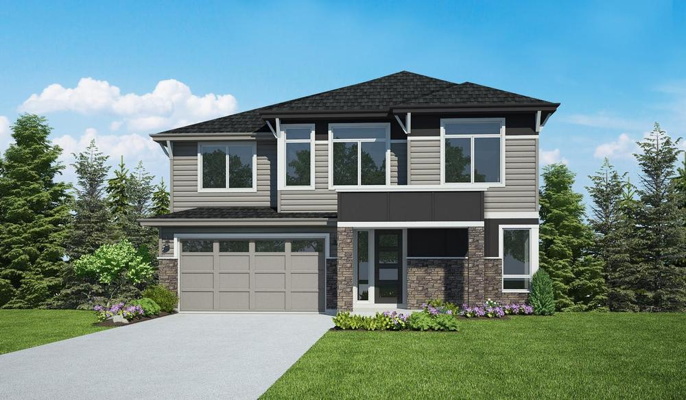 Single Family for Sale at Alderidge - The Harlow - 558 17821 32nd Ave W Lynnwood, Washington 98037 United States