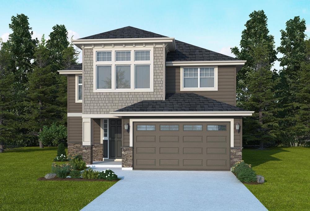 Single Family for Sale at Alderidge - The Pemberley - 523 17821 32nd Ave W Lynnwood, Washington 98037 United States