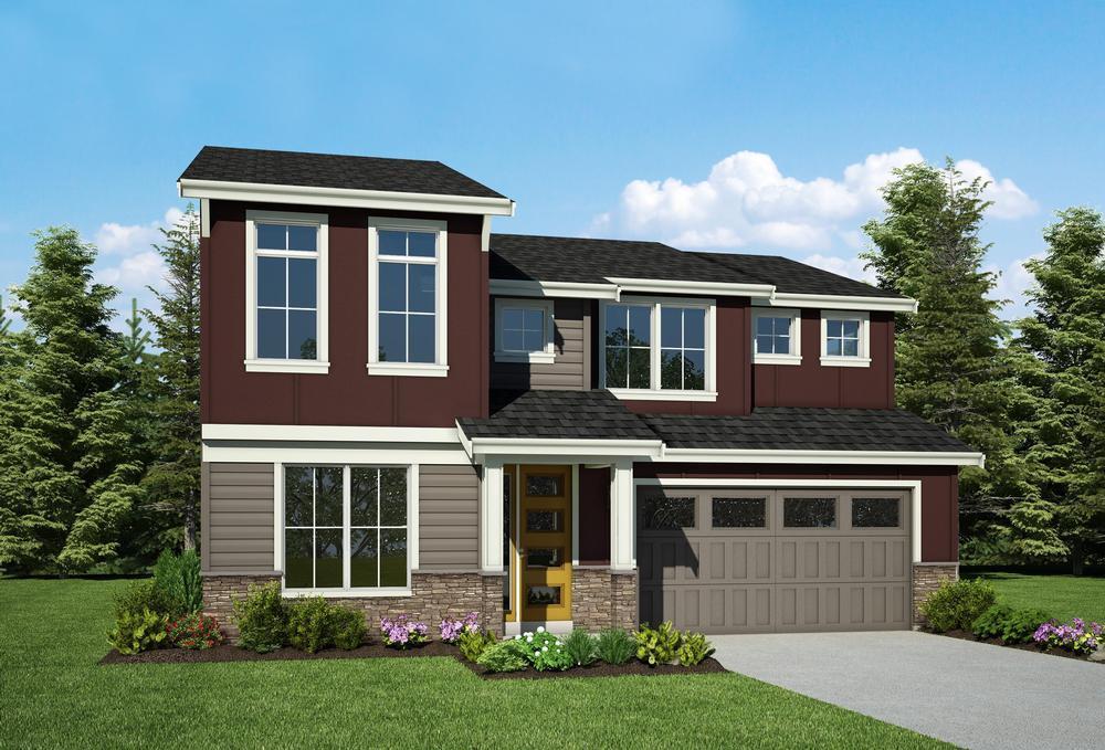 Single Family for Sale at The Markham - 456 1249 Nw Richmond Beach Rd Shoreline, Washington 98177 United States