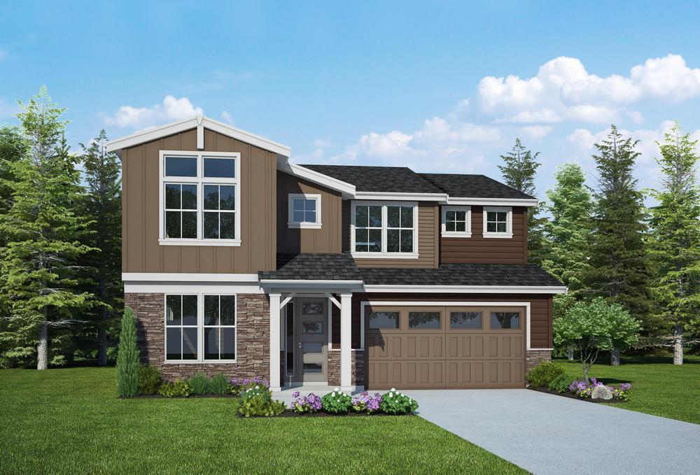 Single Family for Sale at The Markham - 456 1251 Nw Richmond Beach Road Shoreline, Washington 98177 United States