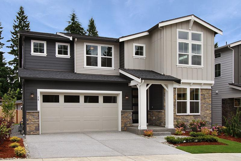 Single Family for Sale at The Markham - 456 1247 Nw Richmond Beach Rd Shoreline, Washington 98177 United States