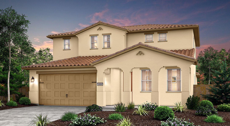 Single Family for Active at Cerrato - Mariner 705 Valencia Way Hollister, California 95023 United States
