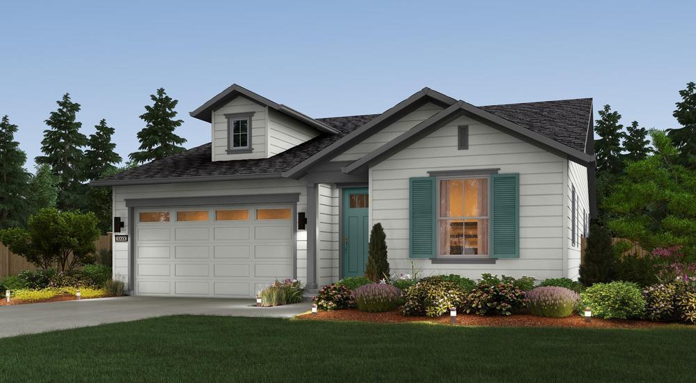 Single Family for Sale at Gravelly Lake Estates - The Penelope 11604 Interlaaken Dr Sw Lakewood, Washington 98498 United States
