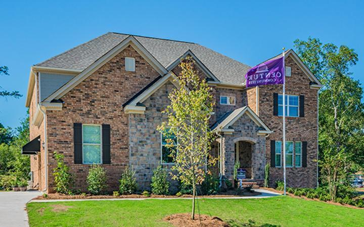 Single Family for Active at Carrington 5960 Rose Overlook Flowery Branch, Georgia 30542 United States