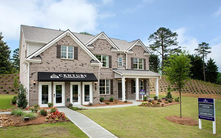Single Family for Active at Reynolds 5768 Creek Indian Dr Buford, Georgia 30518 United States