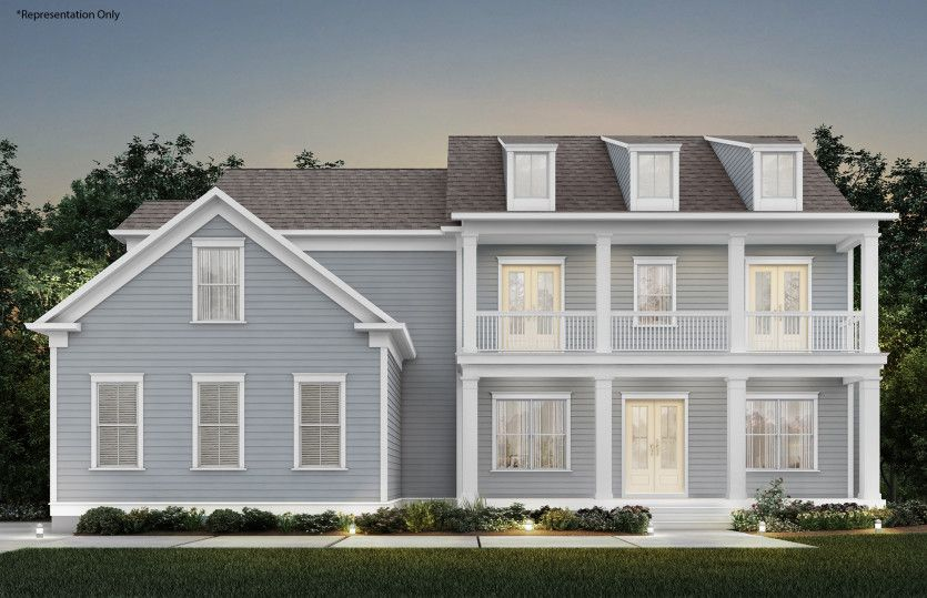 Single Family for Sale at Mclean - Mckinley 175 Armstrong Road Belmont, North Carolina 28012 United States