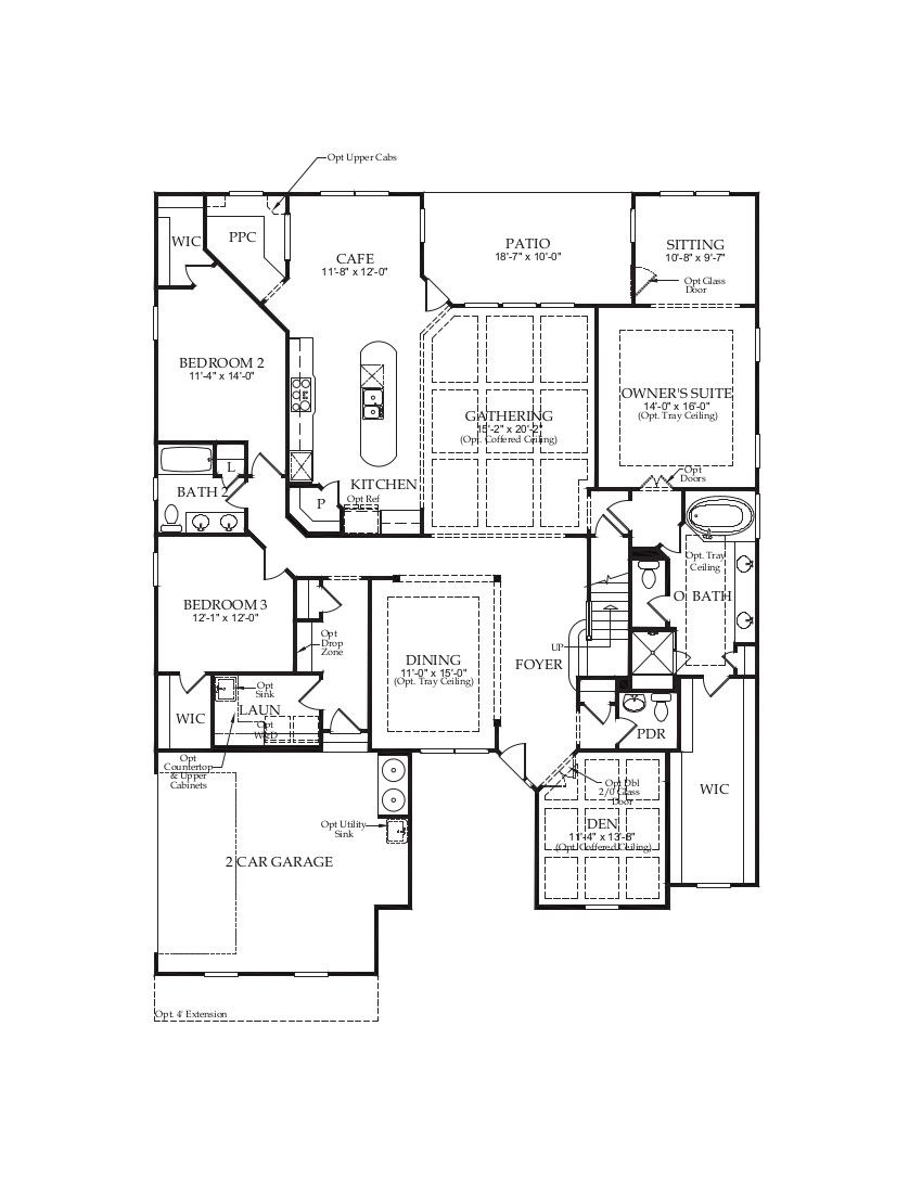 100 john wieland homes floor plans the worthington for John wieland homes floor plans