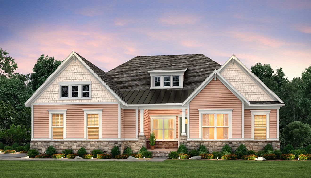 Single Family for Sale at Mclean - The Somerset 176 Armstrong Road Belmont, North Carolina 28012 United States