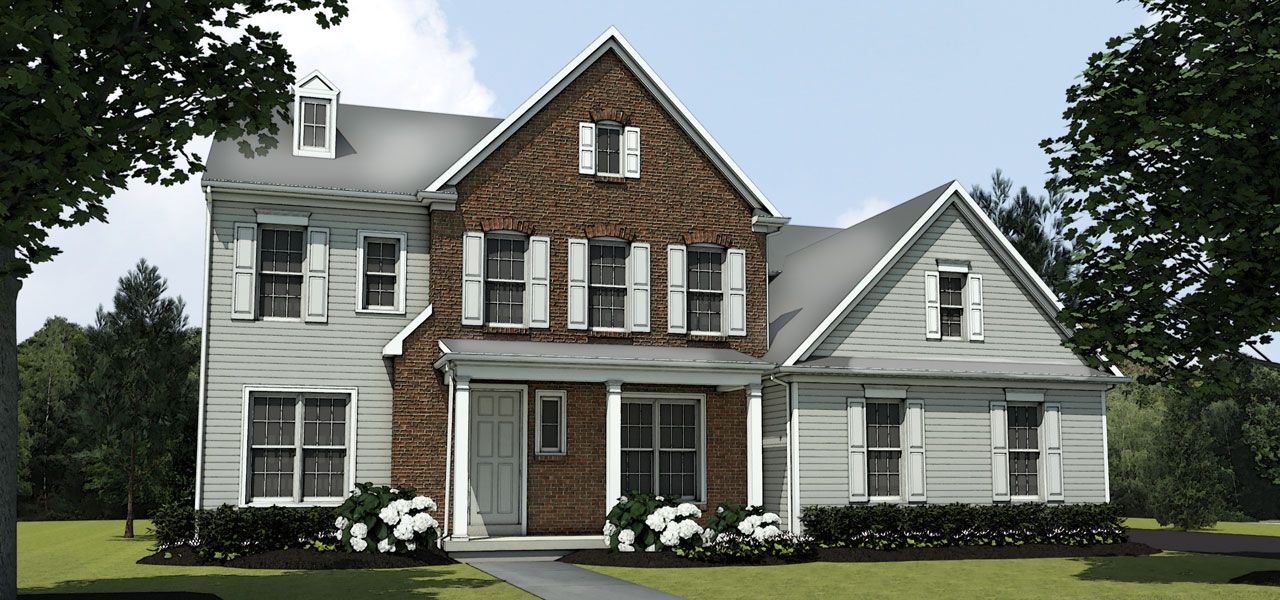 Single Family for Sale at Summit - Doyle 692 Country Club Drive Pittsburgh, Pennsylvania 15228 United States