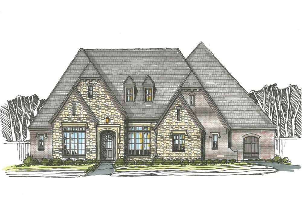 Single Family for Sale at La Cantera - San Jacinto Benbrook, Texas 76126 United States