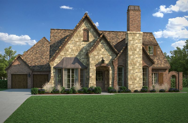 Single Family for Sale at La Cantera - Angelina Benbrook, Texas 76126 United States