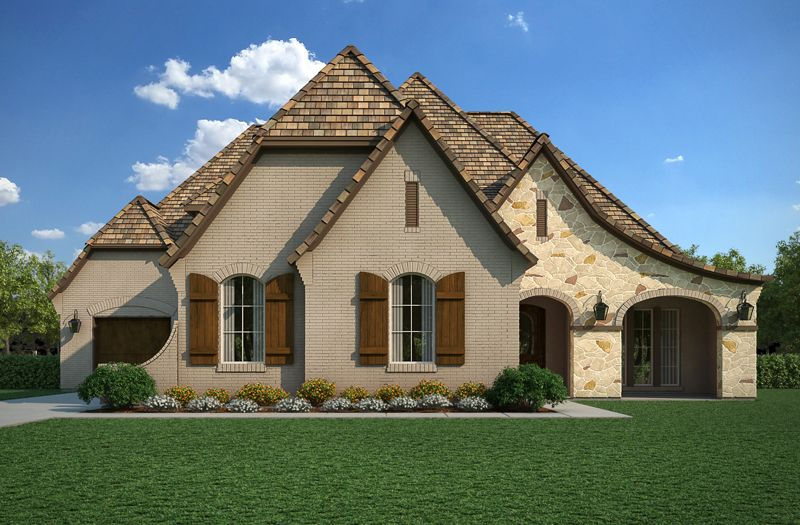 Single Family for Sale at La Cantera - Trinity Benbrook, Texas 76126 United States
