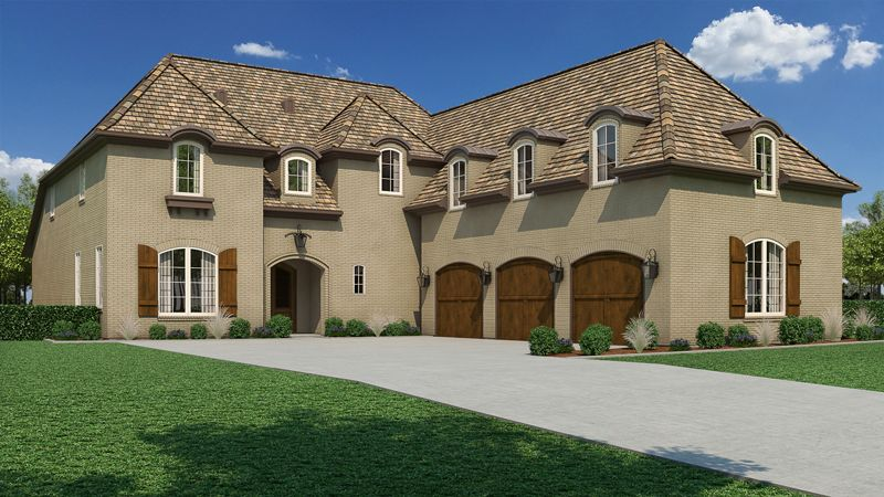 Single Family for Sale at La Cantera - San Gabriel Benbrook, Texas 76126 United States