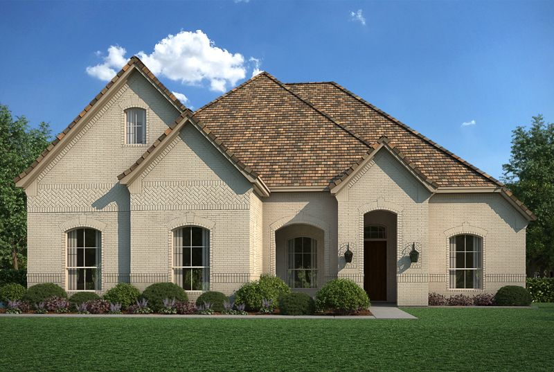 Single Family for Sale at La Cantera - Lampasas Benbrook, Texas 76126 United States