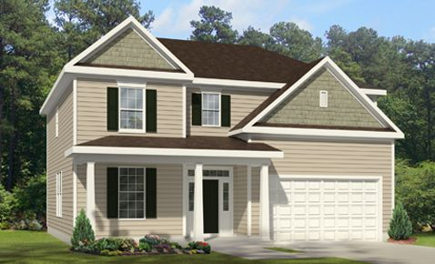 Single Family for Sale at The Symphony 4503 Windgate Song Ct Knightdale, North Carolina 27545 United States